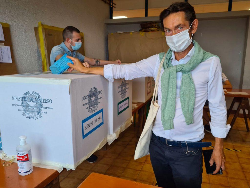 """Marco Gasparinetti """"al voto"""""""